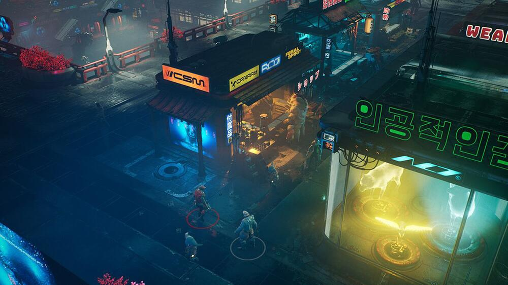 The Ascent, Gameplay, Xbox, Xbox One, PC, Steam, Cyberpunk, Diablo, Raytracing, Action, RPG, Koop,
