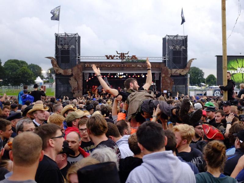 Bild zu Wacken Open Air Festival 2016