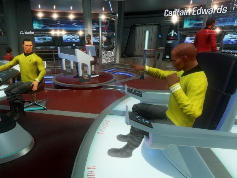 Bild zu «Star Trek: Bridge Crew»