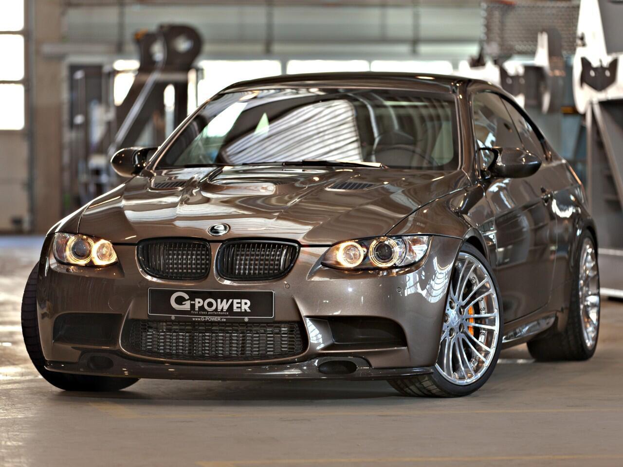 Bild zu BMW M3 Hurricane RS von G-Power