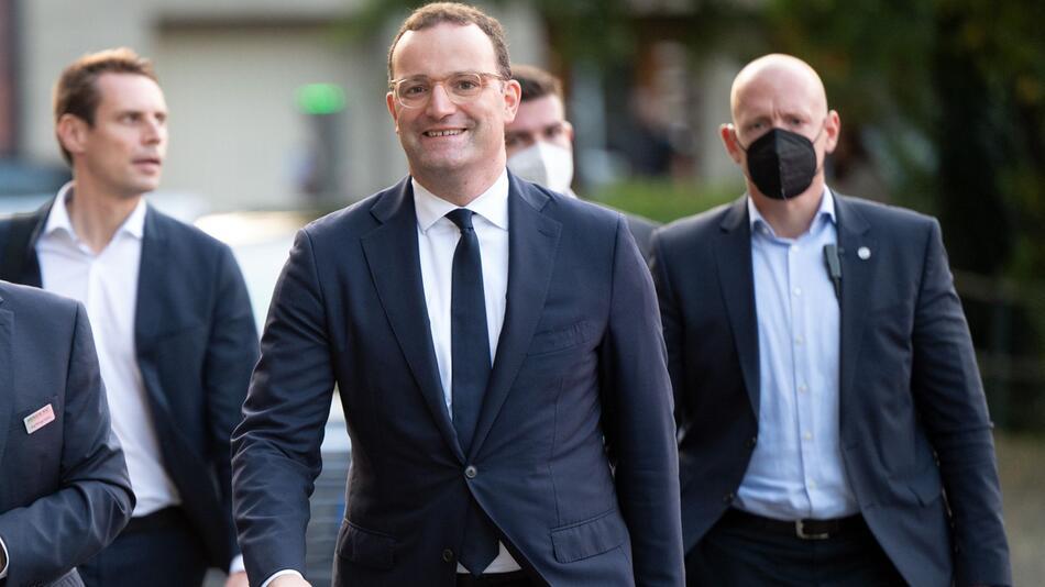 Ständehaus-Treff mit Gesundheitsminister Jens Spahn