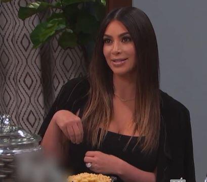 Bild zu Krass! Darum stillt Kim Kardashian ihr Baby Saint nicht mehr