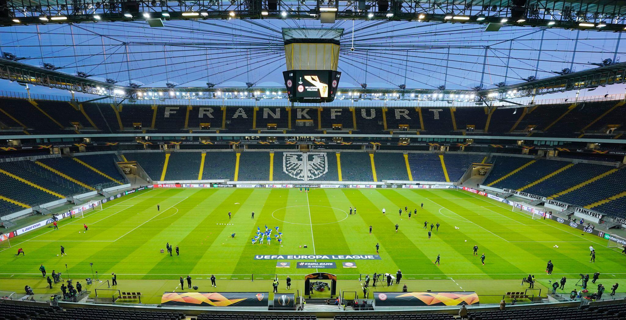 Bild zu Eintracht Frankfurt - Stadion