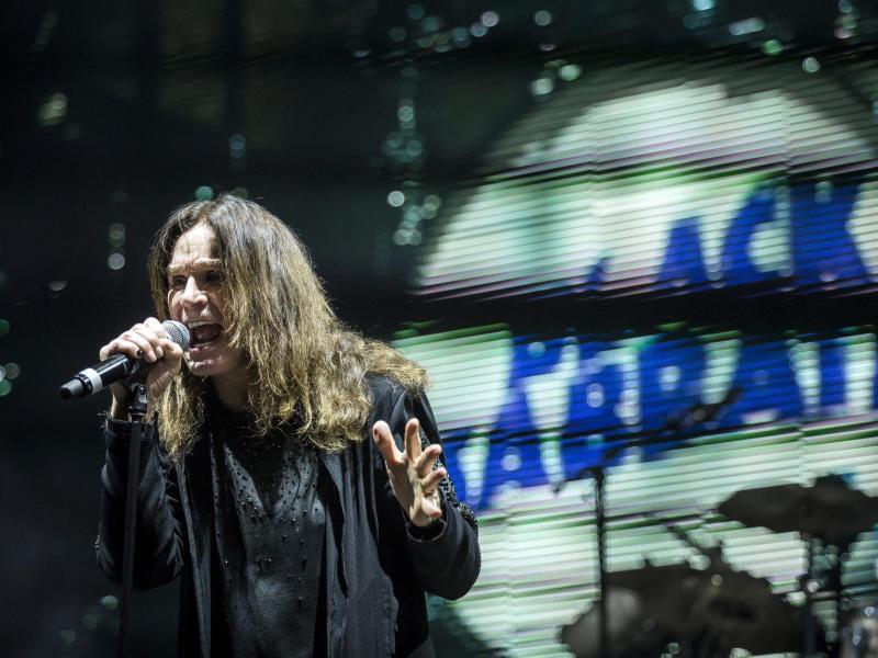 Bild zu Black Sabbath