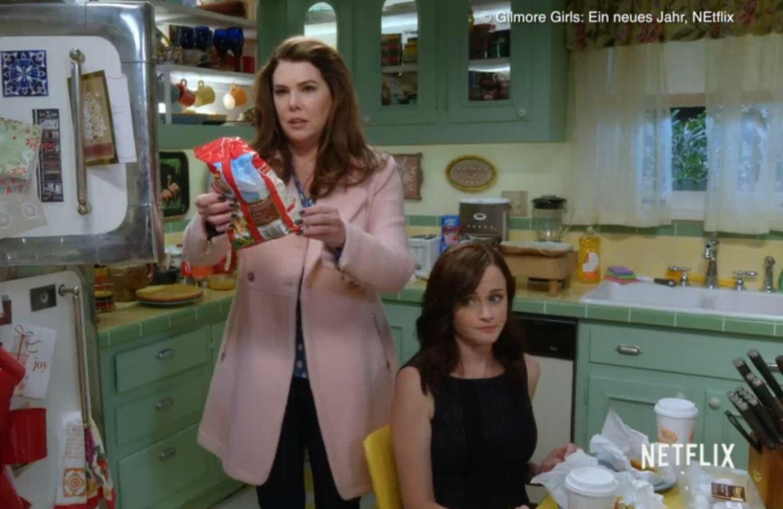 """Bild zu Offizieller Trailer der """"Gilmore Girls"""""""