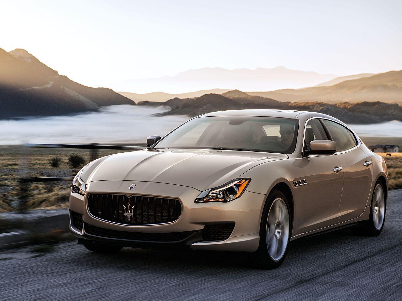 Bild zu Maserati Quattroporte VI