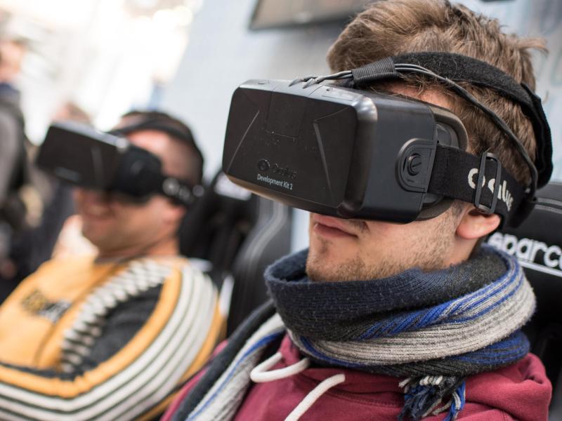 Bild zu Preissenkung für Oculus Rift