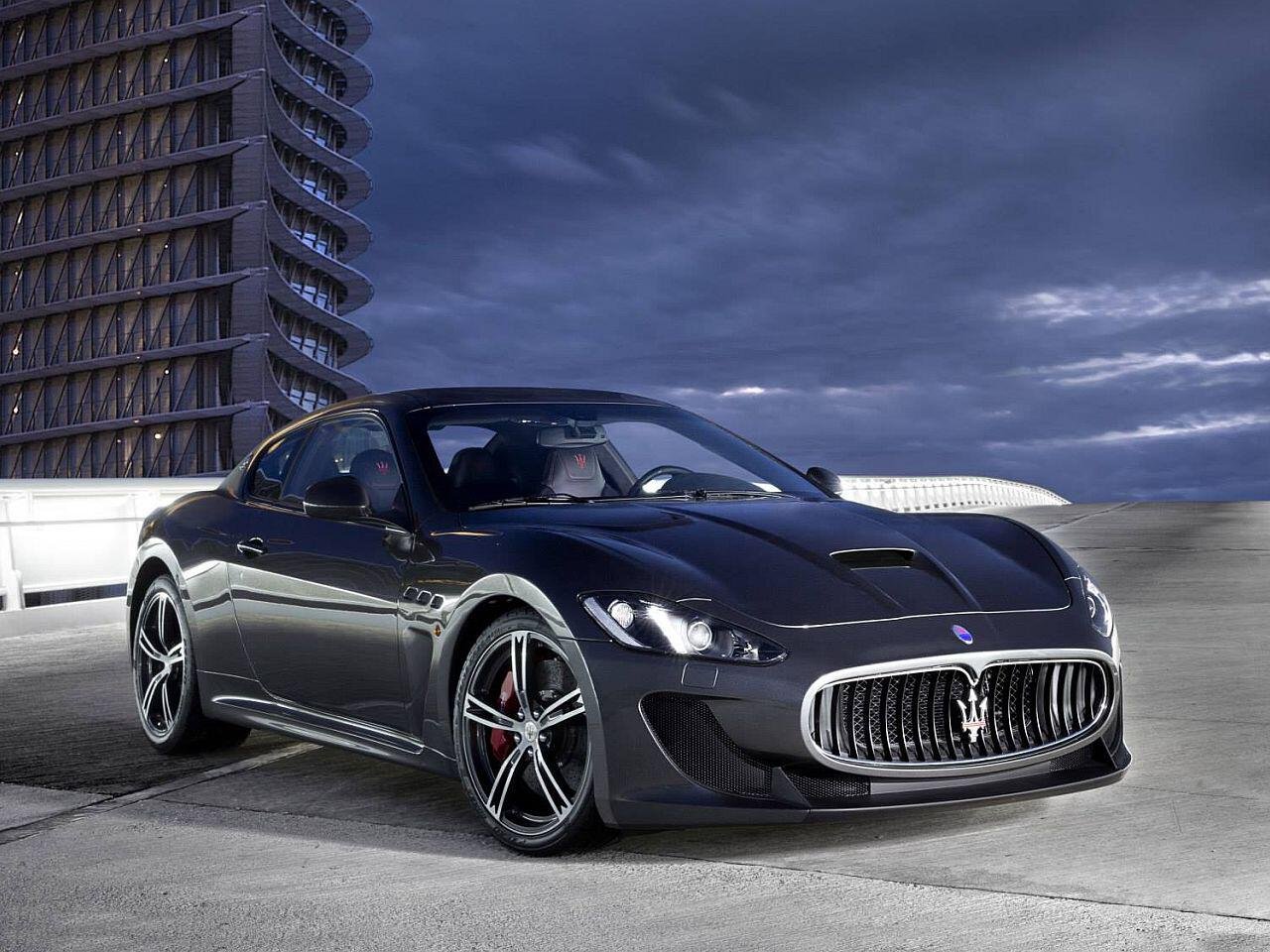 Bild zu Maserati GranTurismo MC Stradale