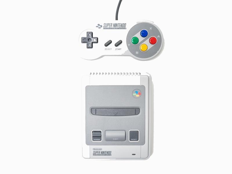 Bild zu Super Nintendo