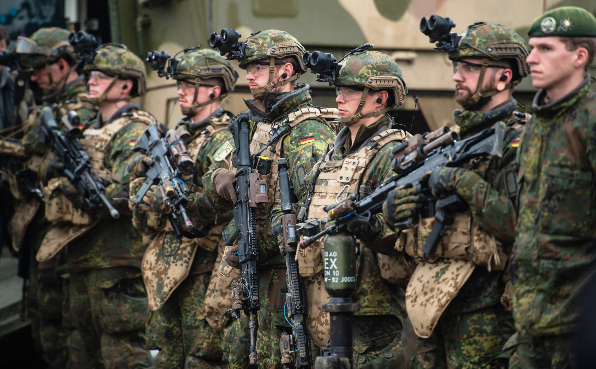 Bild zu Deutschland meldet Nato höchste Budgeterhöhung seit Jahrzehnten