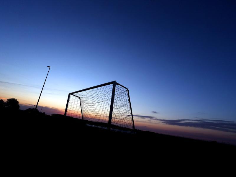 Bild zu Fußballtor