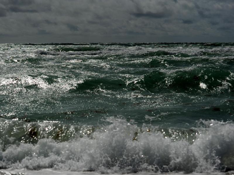 Bild zu Meer