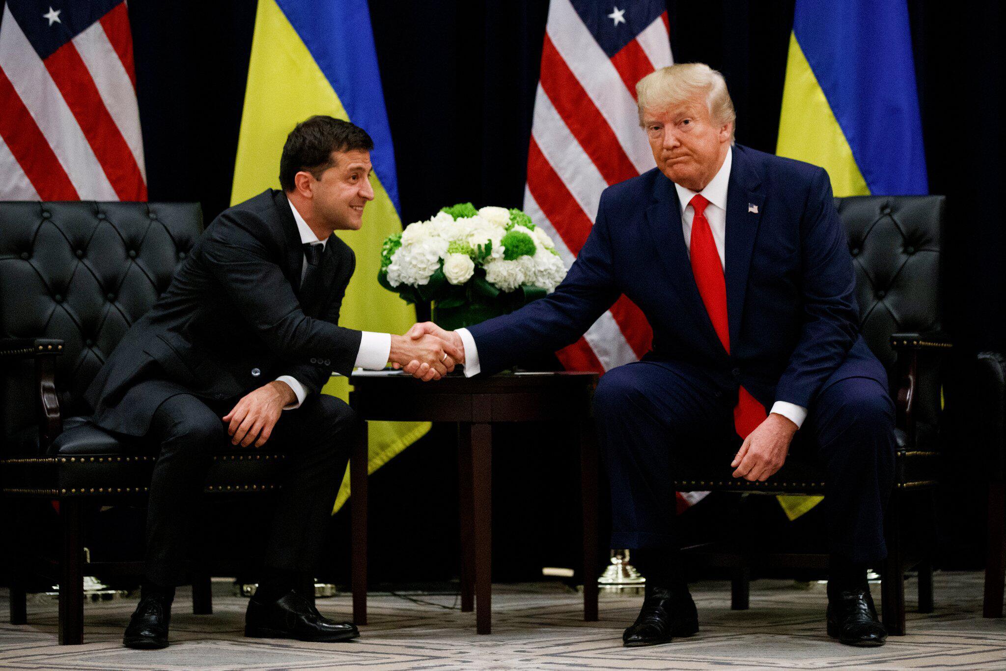 Bild zu Trump trifft Selenskyj am Rande der UN-Generalversammlung