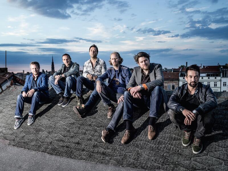 Bild zu Die Band Radio Doria