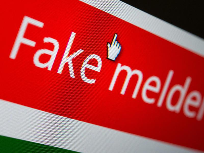 Bild zu Maßnahmen gegen Fake News