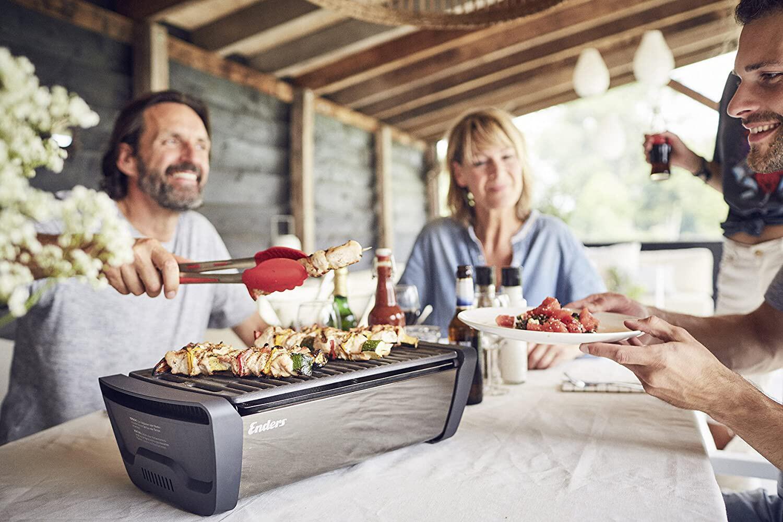Bild zu Grillen, Tischgrill, Indoorgrillen, Burgerpresse, Grillbesteck, BBQ, Koffergrill, Elektrogrill