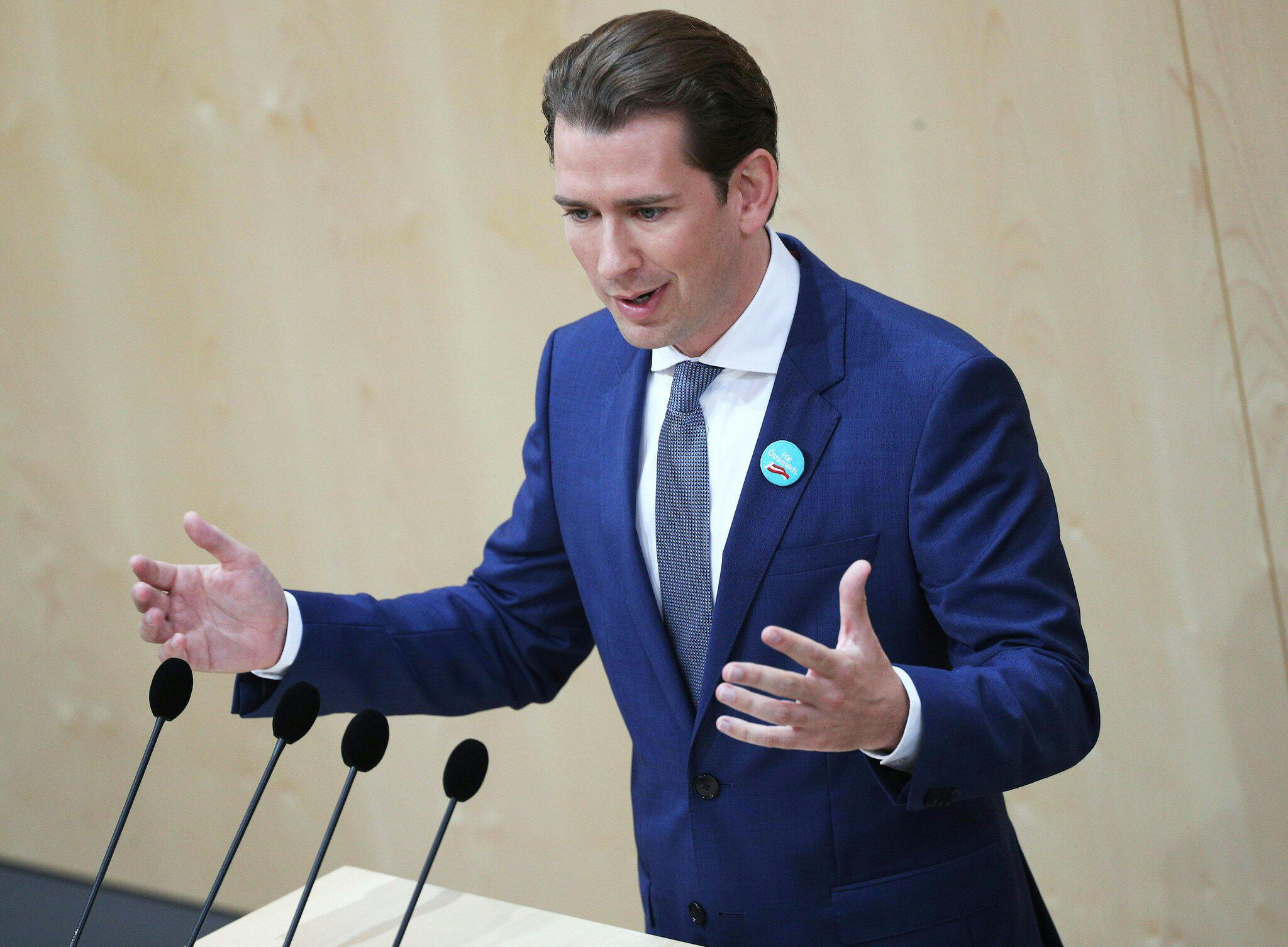 Bild zu Konstituierenden Sitzung des Parlaments in Wien