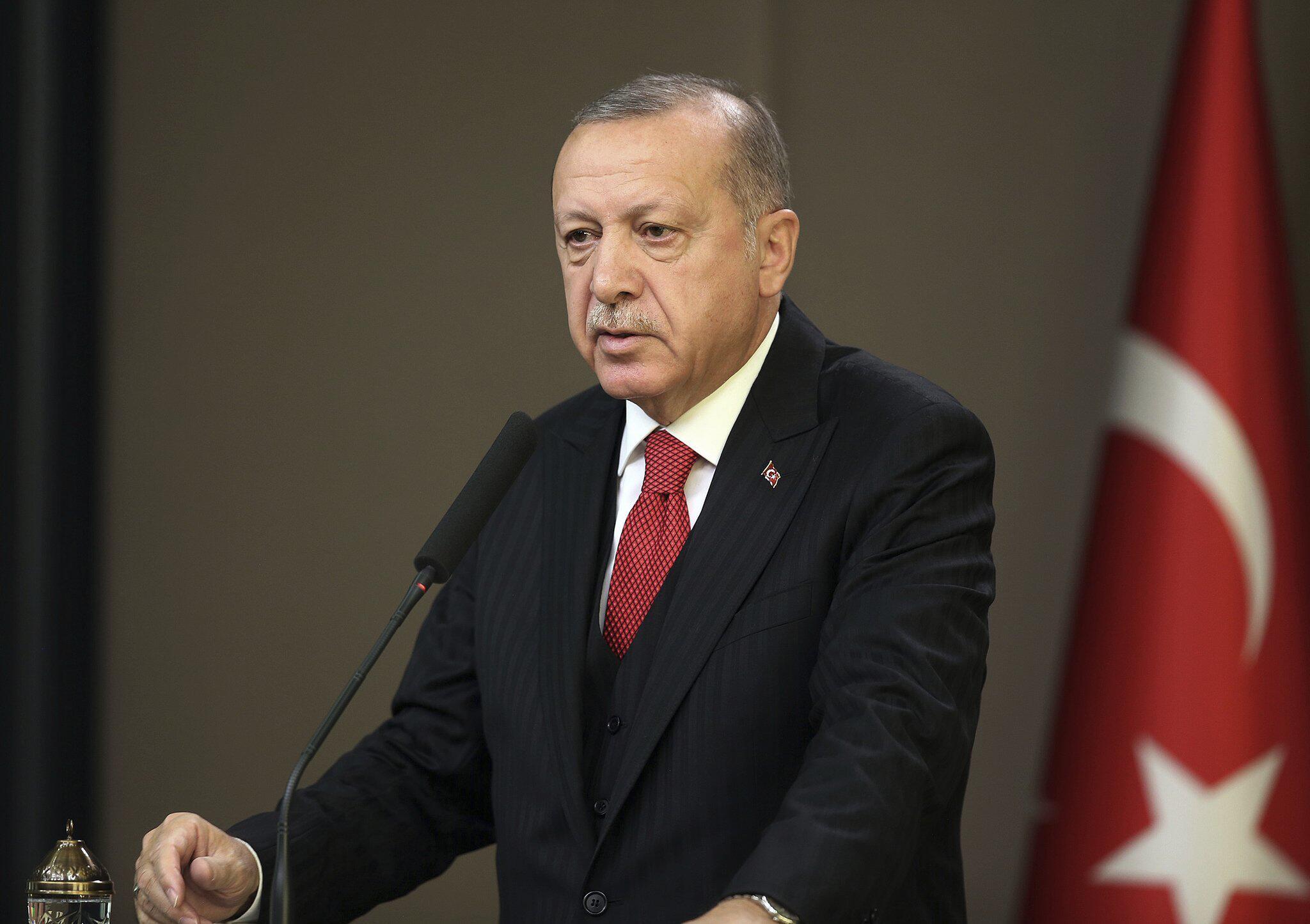 Bild zu Militäroffensive der Türkei in Syrien