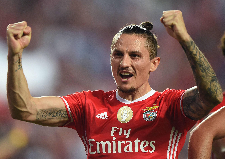 Bild zu Ljubomir Fejsa, Benfica Lissabon, Meister