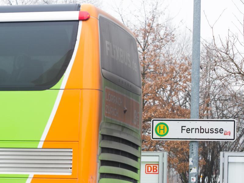 Bild zu Fernbusbahnhof