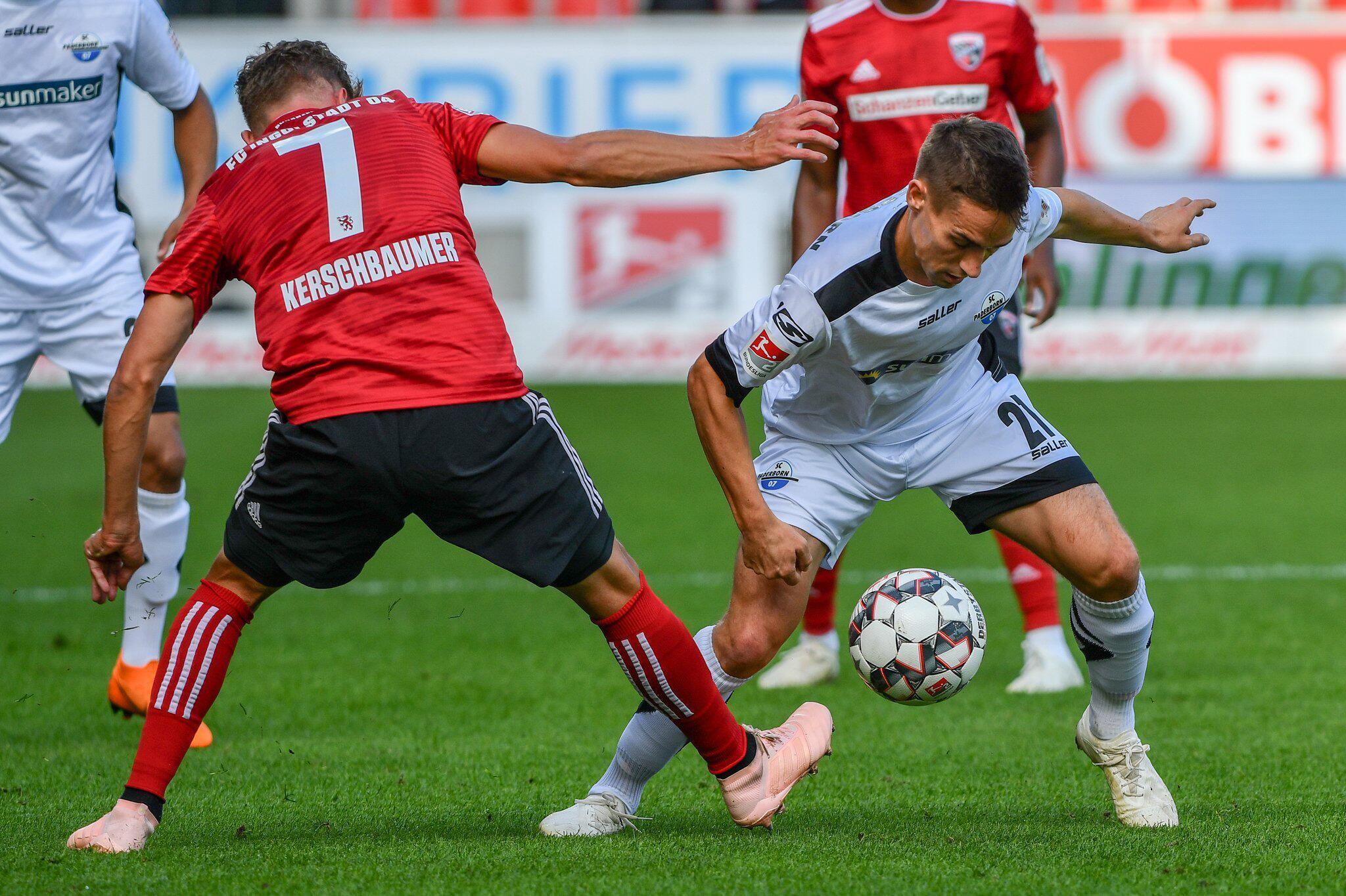 Bild zu FC Ingolstadt 04 vs. SC Paderborn 07