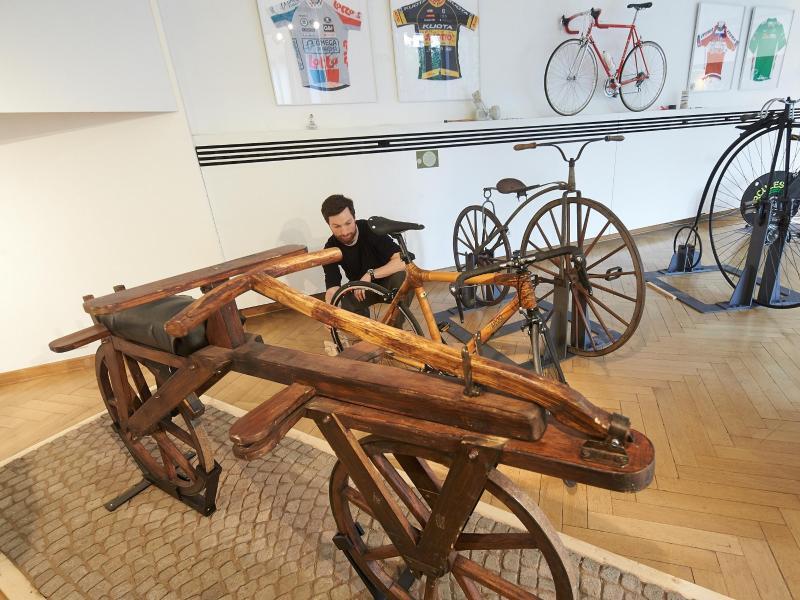 Bild zu Fahrrad-Ausstellung in Koblenz