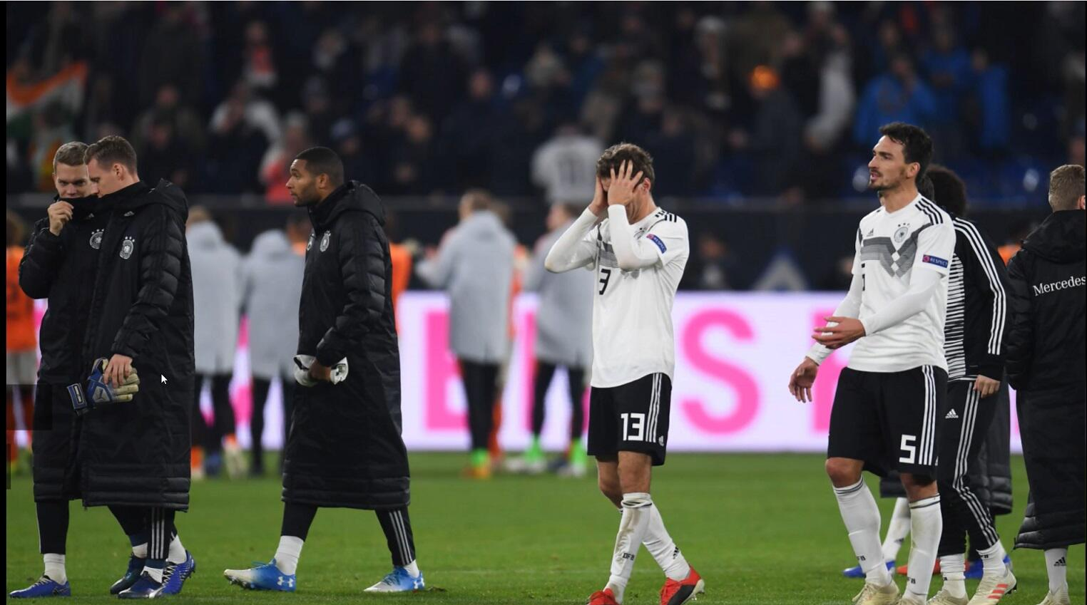 Bild zu DFB, Nationalmannschaft, Niederlande, Nations League,