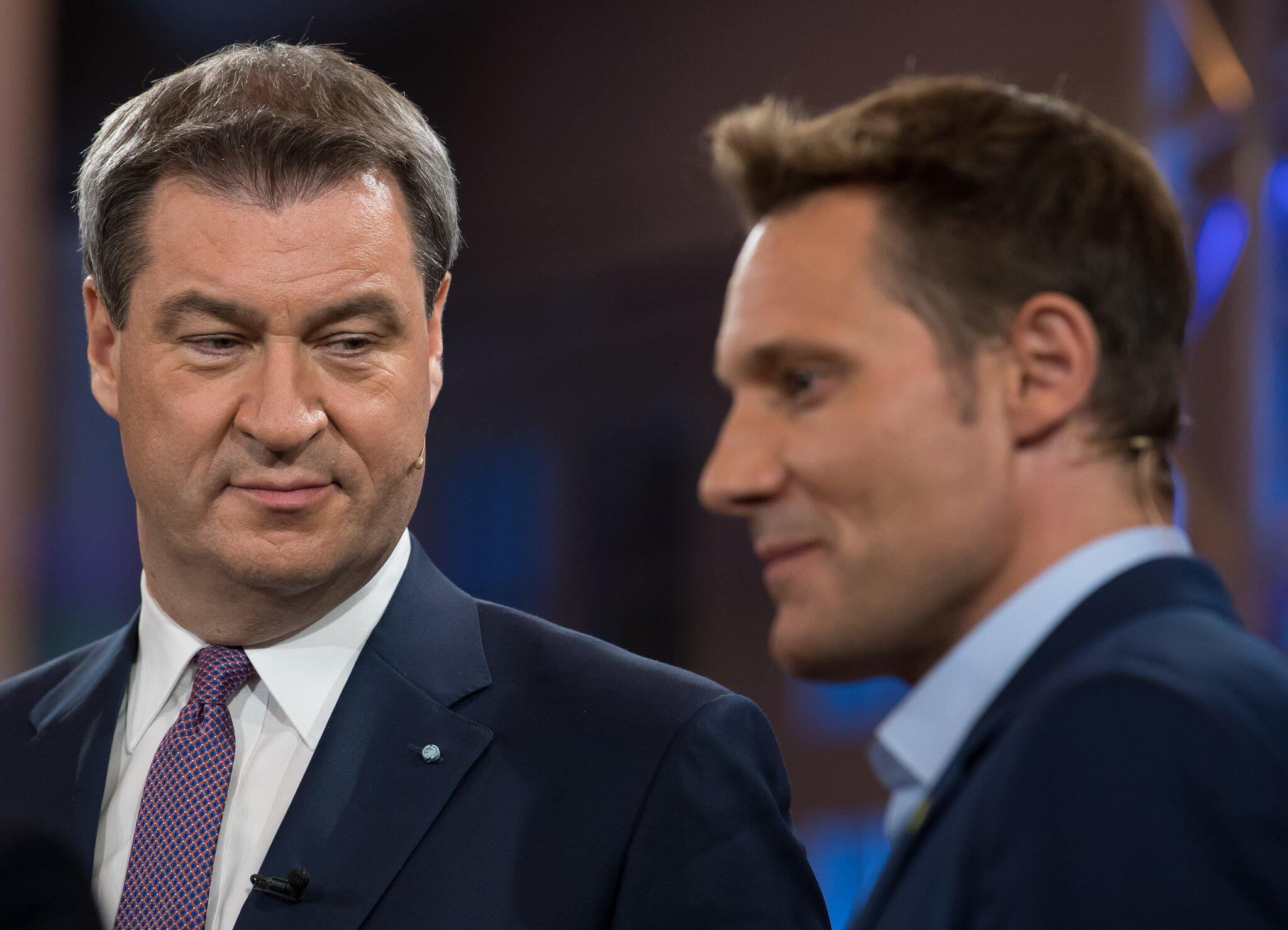 Bild zu Landtagswahl in Bayern