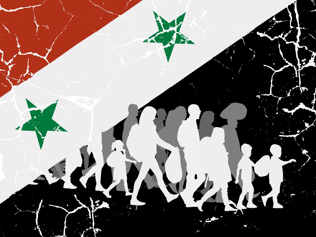 Bild zu Flucht aus Syrien