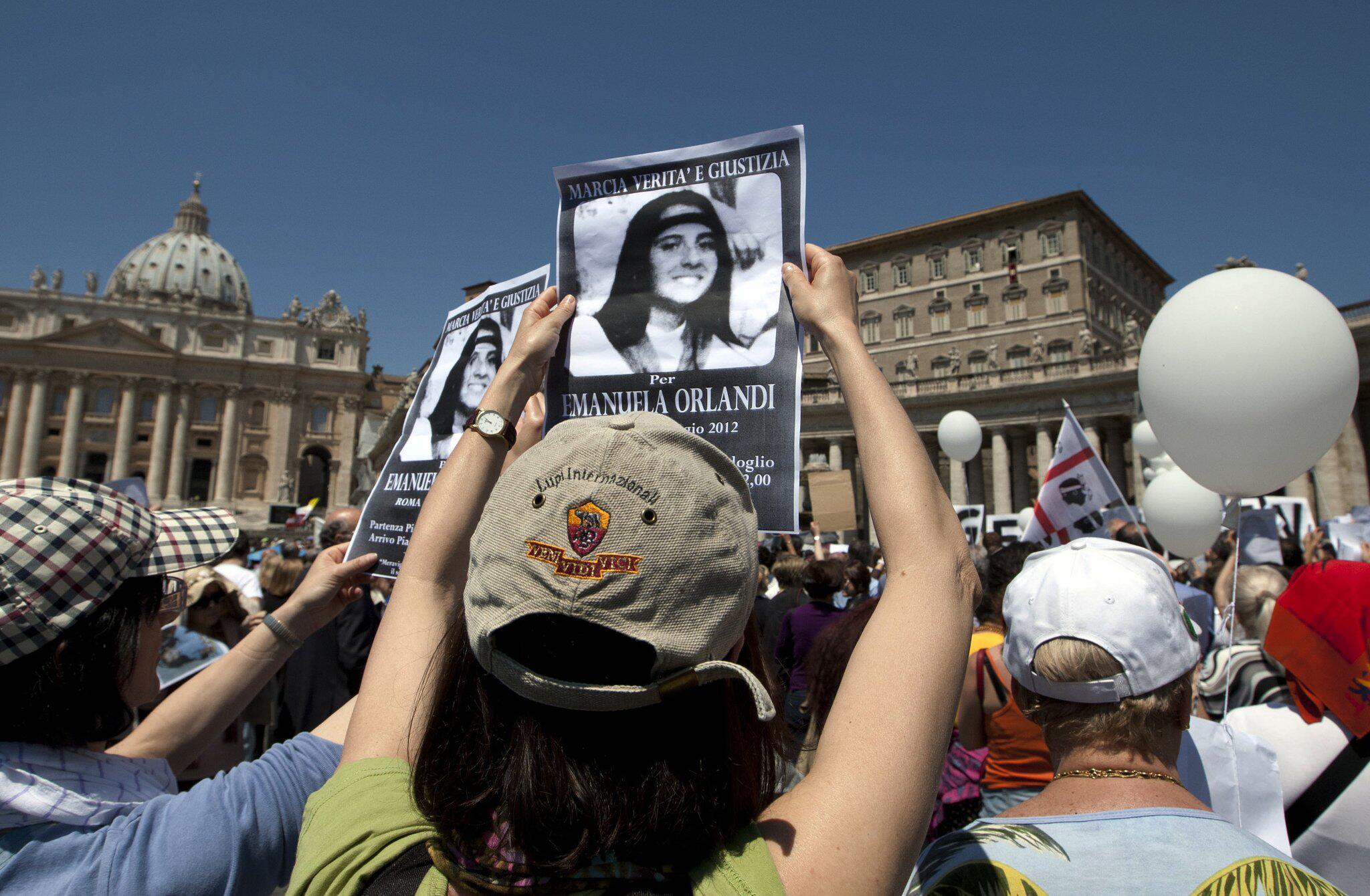Bild zu Knochenfund im Vatikan