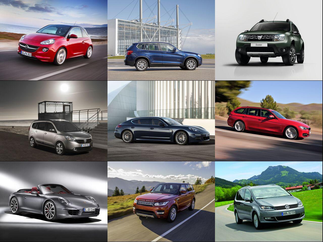 Bild zu Restwert-Riesen 2014: Diese Autos haben derzeit den besten Werterhalt
