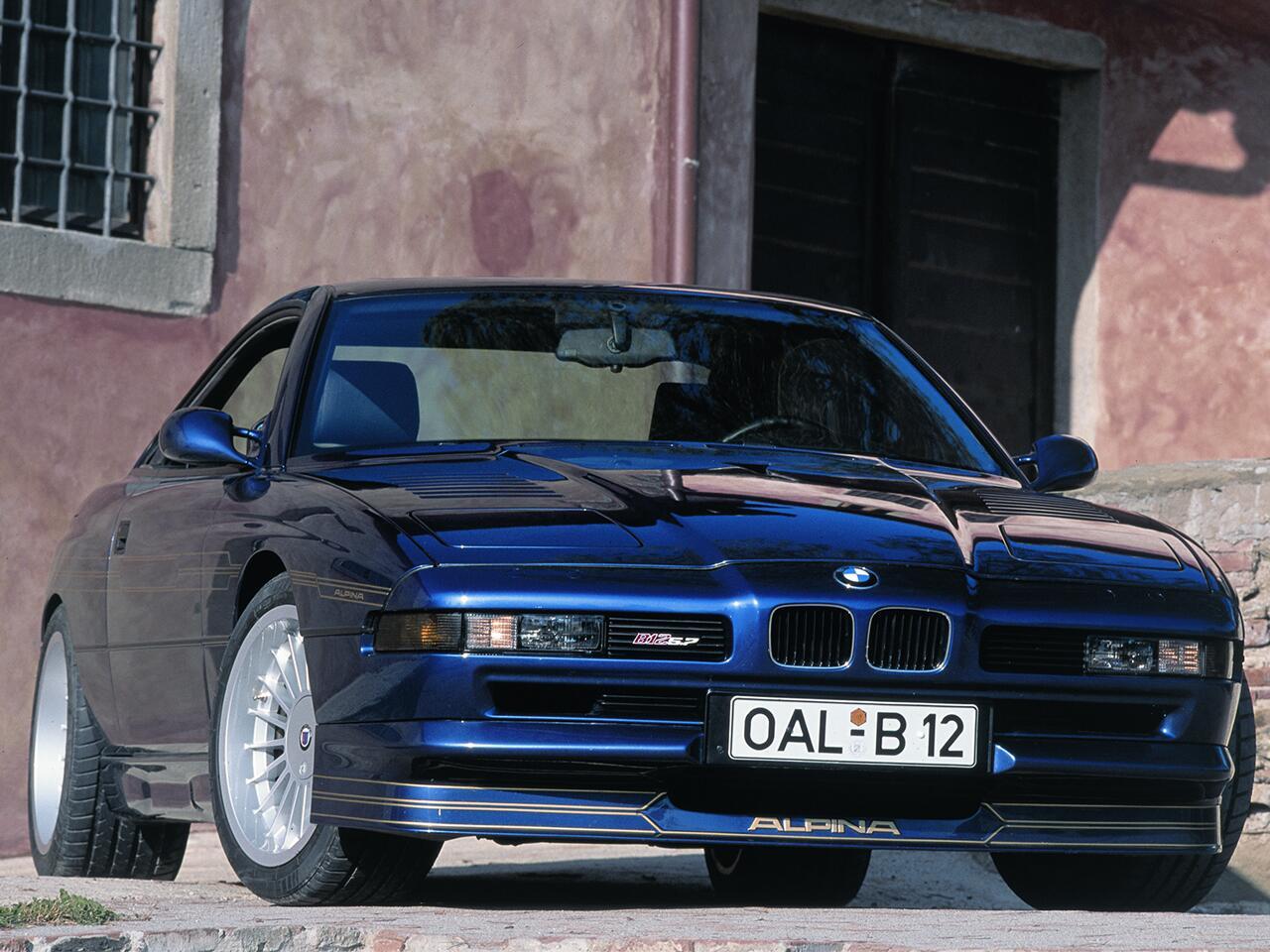Bild zu BMW Alpina B12 5,7 Coupé