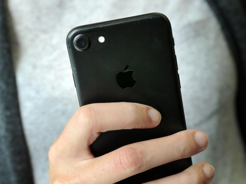 Bild zu iPhone
