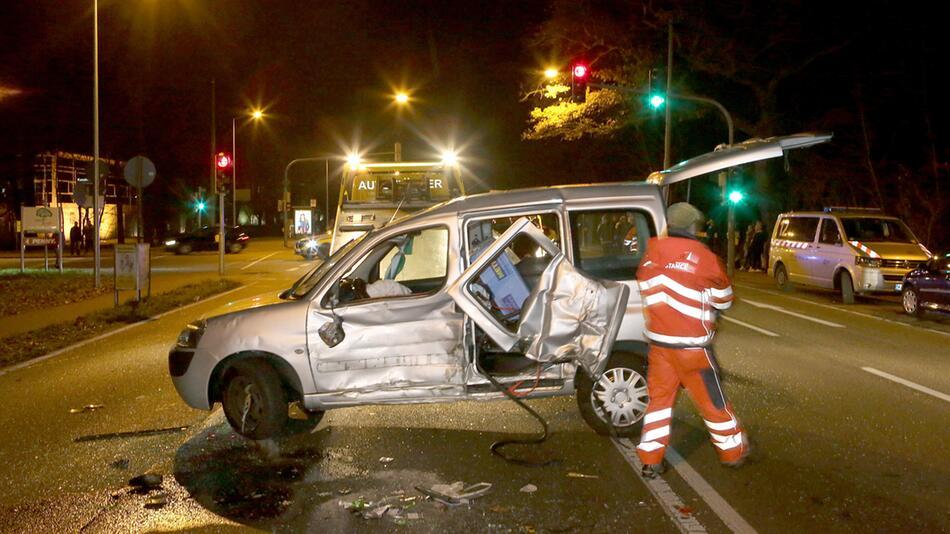 Illegales Rennen, Auto, Berlin, Mord