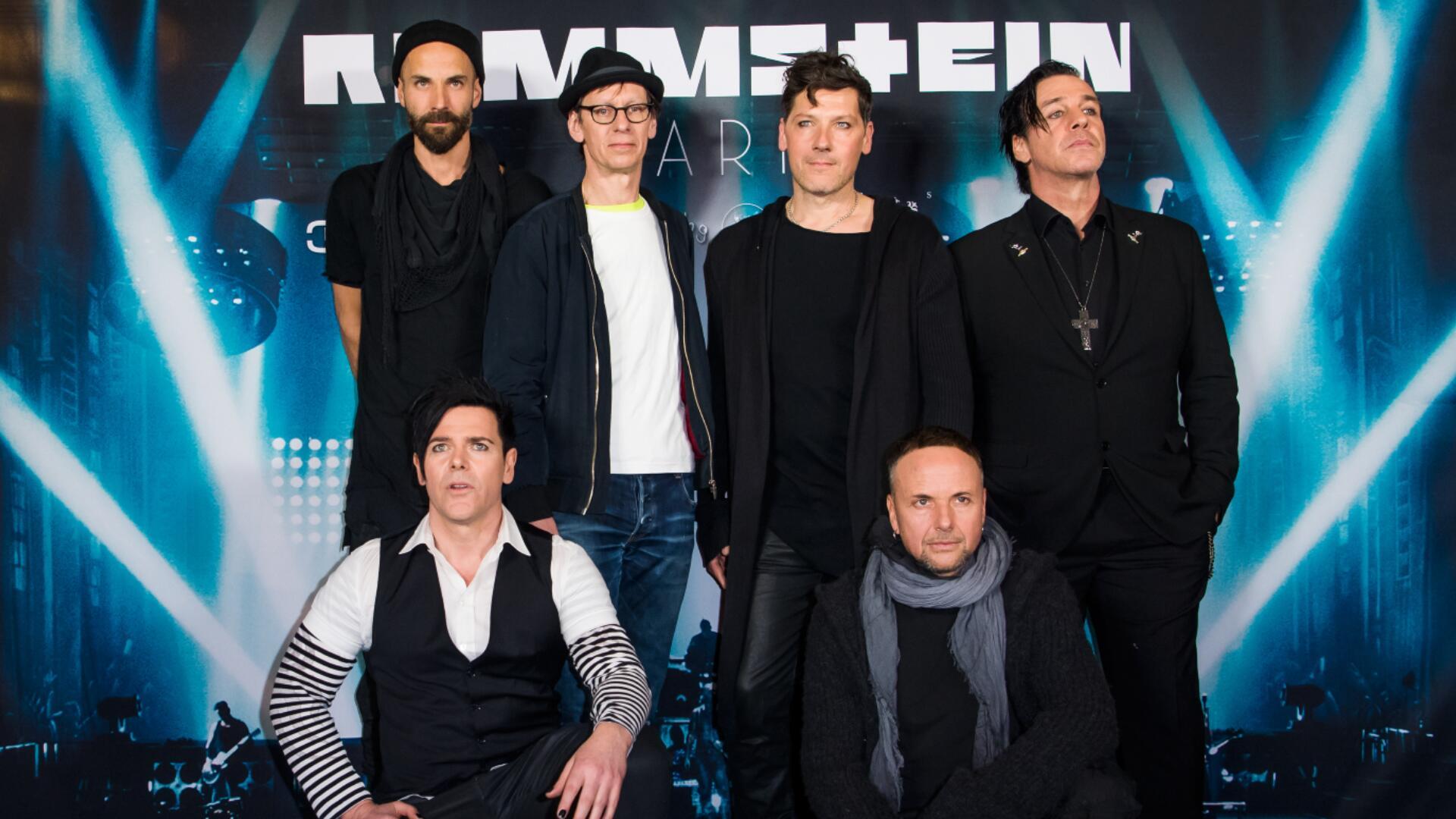Bild zu Schock für die Fans: Aus bei Rammstein?