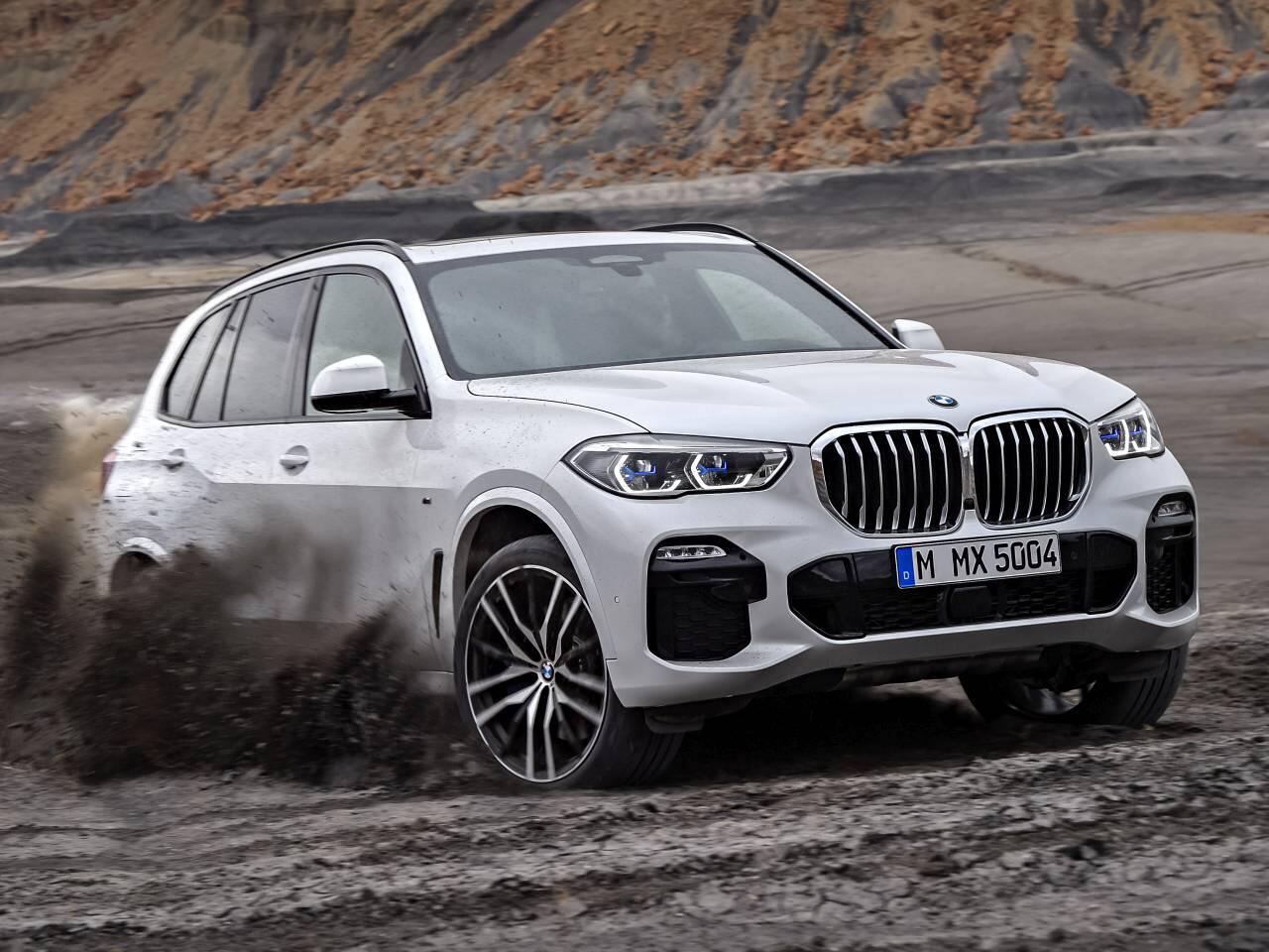 Bild zu BMW X5 (2018)