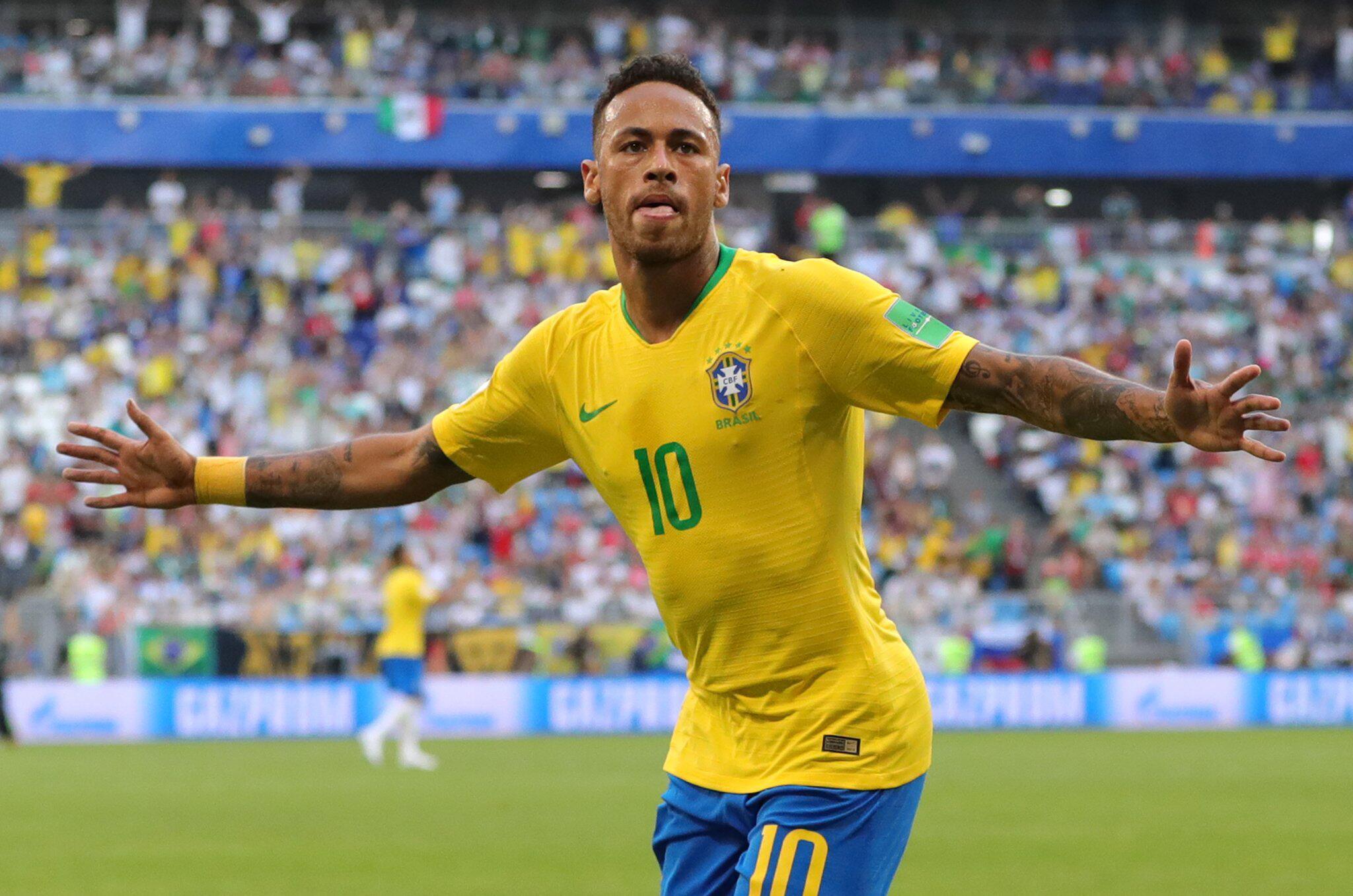 Bild zu Neymar