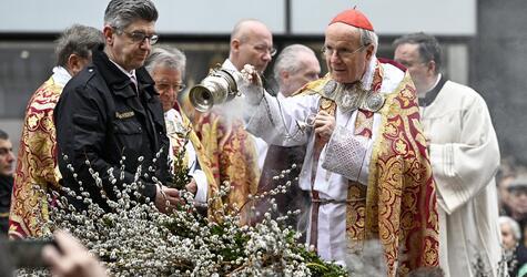 Österreichischer Kardinal schließt Ehe für Priester künftig nicht