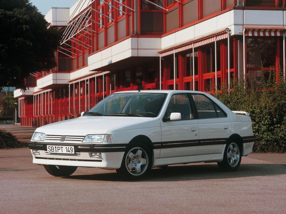 Bild zu Peugeot 405