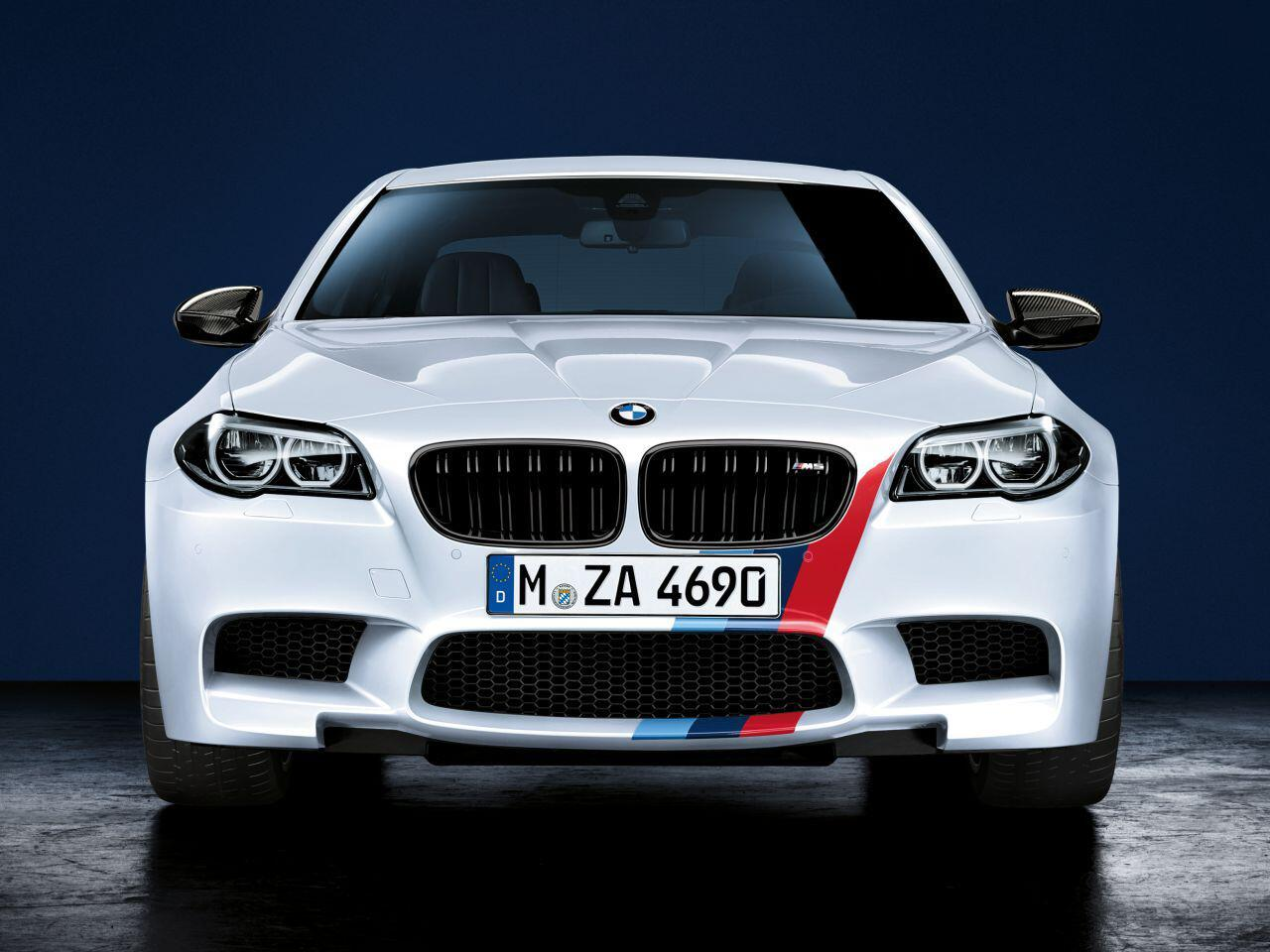 Bild zu BMW bringt neues M Performance-Zubehör für den BMW M5 und den M6 auf den Markt