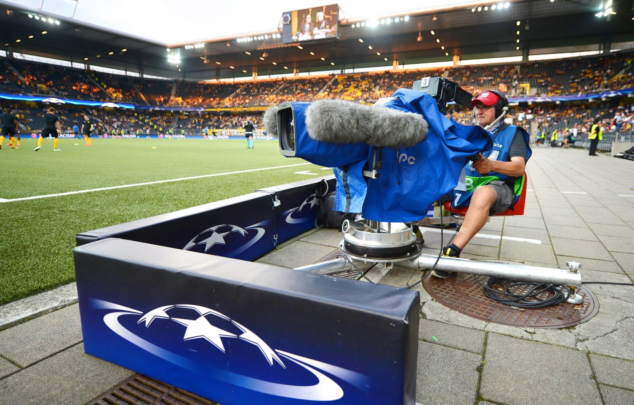 Bild zu Champions-League - Sky