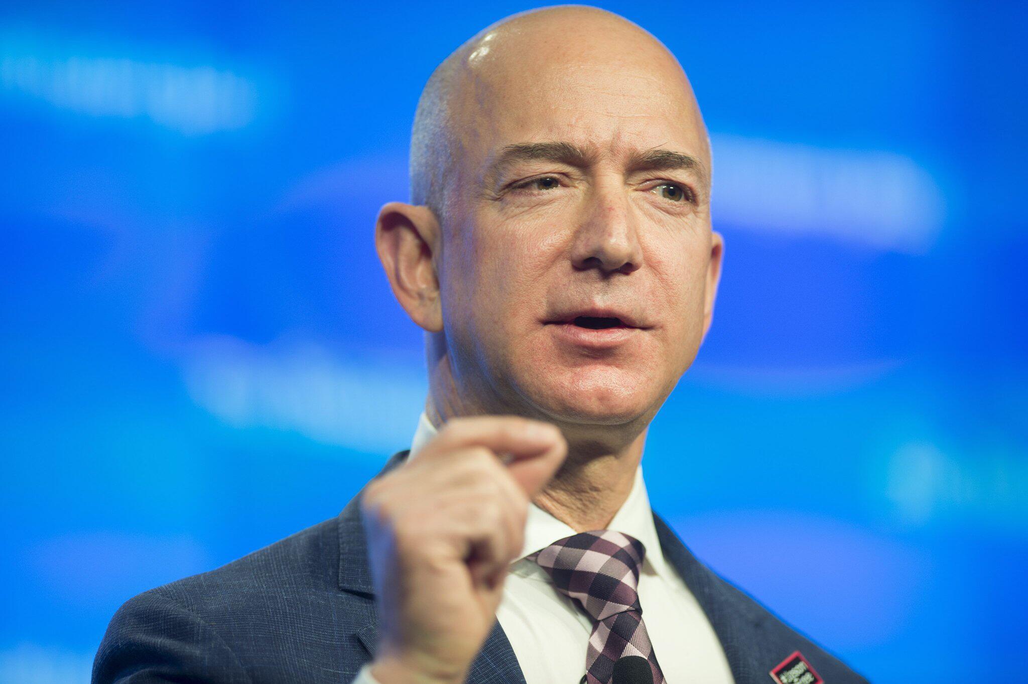 Bild zu Jeff Bezos
