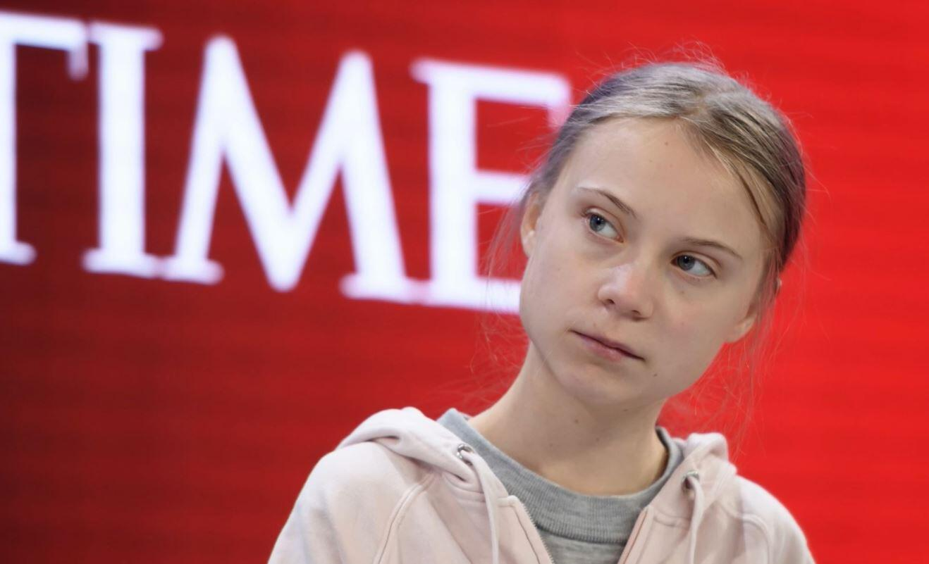 Bild zu Greta Thunberg, Time