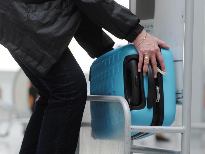 Bild zu Handgepäckkoffer