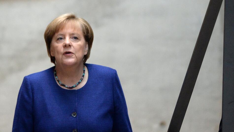ARD-Sommerinterview mit Angela Merkel