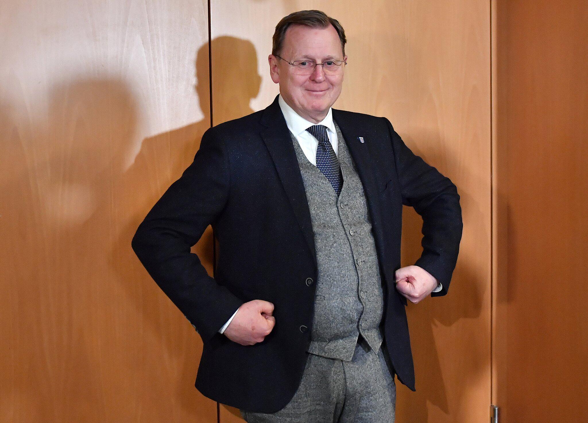 Bild zu Regierungskrise in Thüringen gelöst