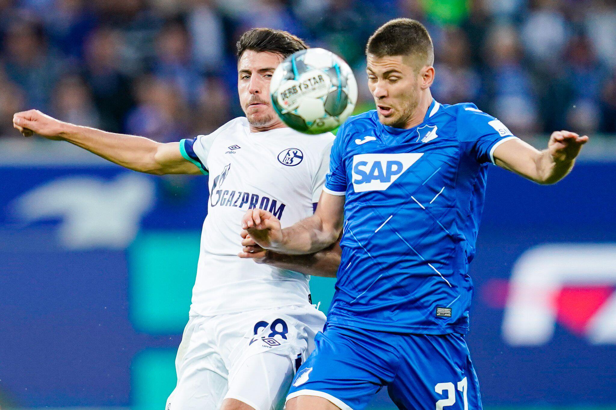 Bild zu 1899 Hoffenheim - FC Schalke 04
