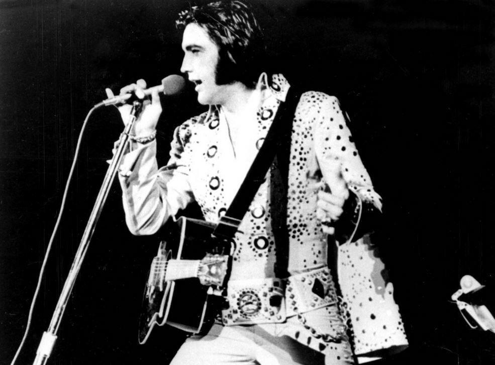 Bild zu Elvis