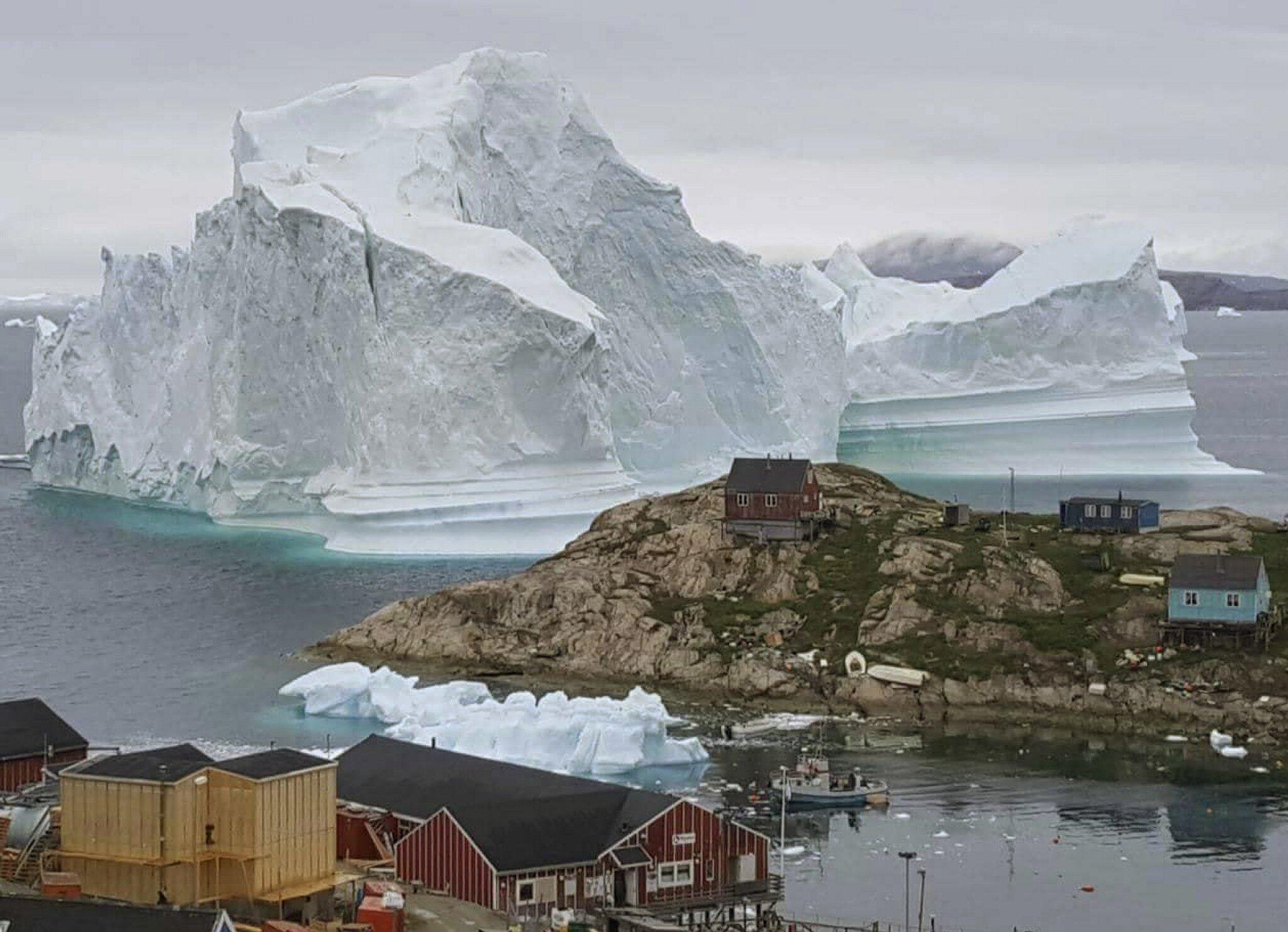 Bild zu US-Präsident Trump hat Interesse an einem Kauf Grönlands