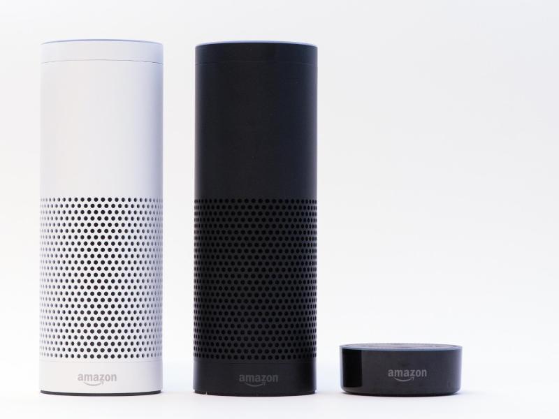 Bild zu Amazons Lautsprecher Echo